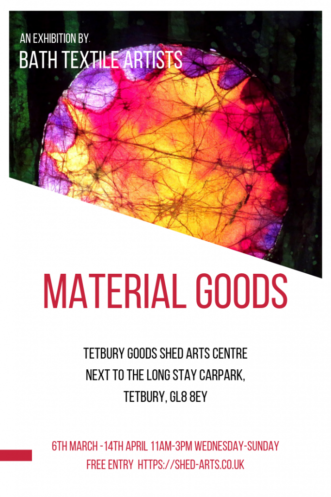 Material Goods exhibition