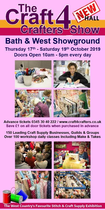 Craft4Crafters Show poster